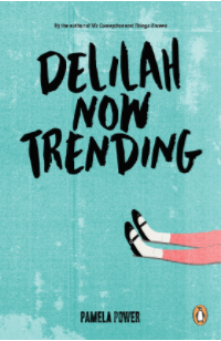 Review: Delilah Now Trending by Pamela Power