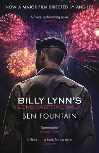 Review: Billy Lynn's Long Halftime Walk by Ben Fountain